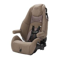 Cosco Deluxe High Back Booster Car Seat, Dark Tan