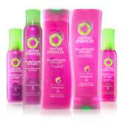 Herbal Essences Dangerously Straight Shampoo, Conditioner, and Styling Mousse