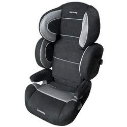 Harmony Baby Armor Adjustable Booster Car Seat, Black Tech