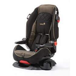 Safety 1st Summit Deluxe High Back Booster Car Seat in Milan