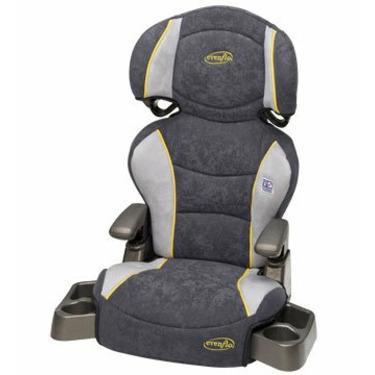 Evenflo Big Kid Booster Car Seat - Sun Flier