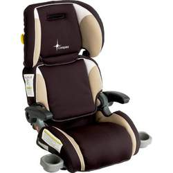 TheFirst Years Compass Ultra Folding Booster Car Seat - Cappuccino