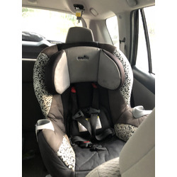Evenflo Triumph Advance LX Convertible Car Seat, Harbortown