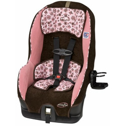 Evenflo Tribute V Convertible Car Seat, Abby II
