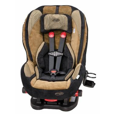 Evenflo Triumph Advance DLX Convertible Car Seat, Reese