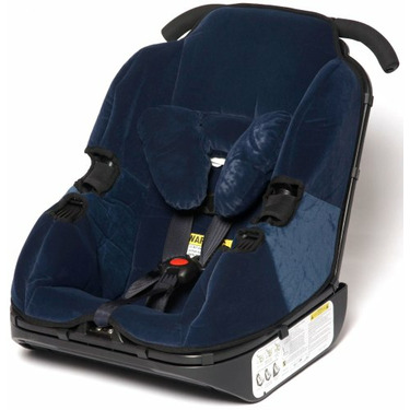 Lilly Gold Sit 'N' Stroll 5 in 1 Car Seat & Stroller Combination - Midnight Blue
