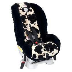 Britax Roundabout 50 Convertible Car Seat, Cowmooflage
