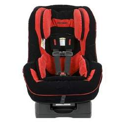 Recaro Como G2 Child Safety Convertible Car Seat, Crimson