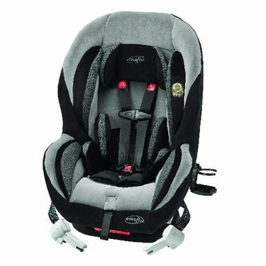 Evenflo Symphony 65 with SureLatch All in One Seat, Static