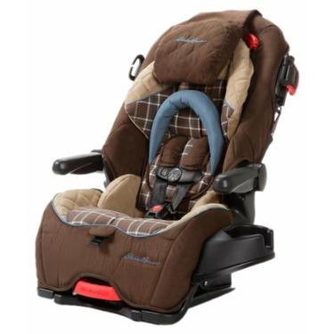 Eddie Bauer Deluxe 3-In-1 Convertible Car Seat, Charter