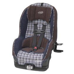 Evenflo Tribute V Convertible Car Seat - Big Brown Plaid