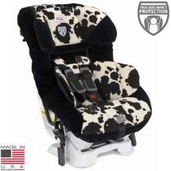 Britax Boulevard Click and Safe Convertible Car Seat - Cowmooflage