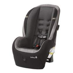 Safety 1st OnSide Air Protect Convertible Car Seat, Bedrock Black