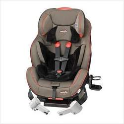 Evenflo Symphony Convertible Car Seat with SureLATCH - Northbay