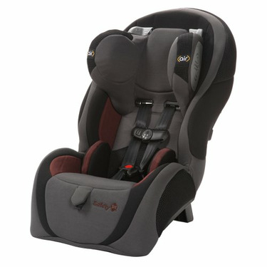 Safety 1st Complete Air convertible Car Seat - Redwood
