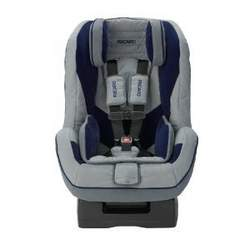 RECARO COMO Convertible Car Seat in Grey/Blue