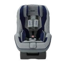 RECARO COMO Convertible Car Seat in Grey/Blue