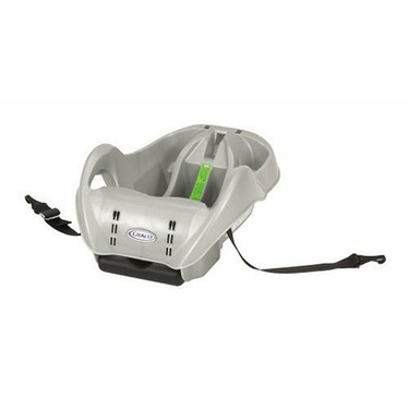 Graco SnugRide Infant Car Seat Base, Silver