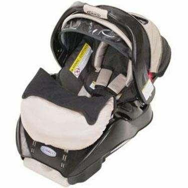 Graco SnugRide Infant Car Seat, Platinum