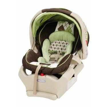 Graco Snugride 35 Infant Car Seat, Brunswick