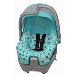 Evenflo Discovery 5 Infant Car Seat, Confetti Aruba