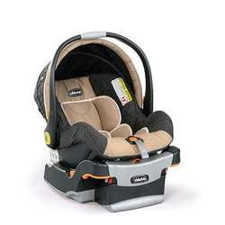 Chicco Keyfit 22 Pound Infant Car Seat And Base, Hazelwood