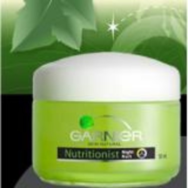 Garnier Nutritioniste Regenerating Night Cream