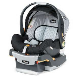 Chicco Keyfit 30 Infant Car Seat And Base In Midori