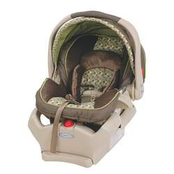 Graco SnugRide 35 Infant Carseat - Lowery