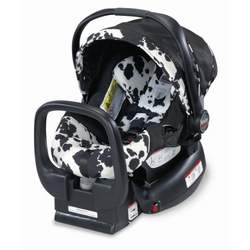 Britax Chaperone Infant Carrier, Cowmooflage