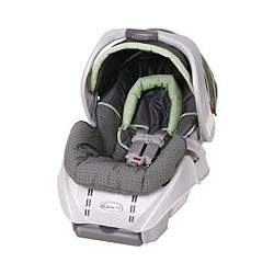 Graco Snugride Infant Car Seat High Street Green
