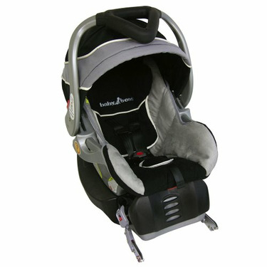 Baby Trend Phantom Infant Car Seat - Black/ Gray