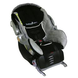 Baby Trend Phantom Infant Car Seat - Black/ Gray