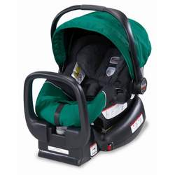 Britax Chaperone Infant Carrier, Green