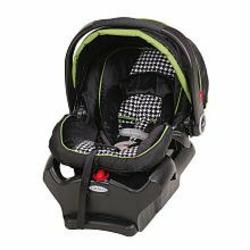 Graco Snugride 35 Infant Car Seat - Logan