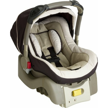 The First Years Via Infant Car Seat - Cappuccino