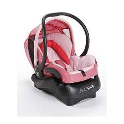Maxi Cosi Mico Infant Car Seat - Lily Pink