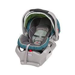 Graco Snugride 35 Infant Car Seat - Laguna Bay