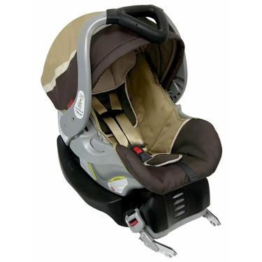 Baby Trend Flex Loc Car Seat, Vanilla Bean