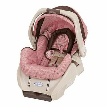 Graco SnugRide Infant Car Seat, Olivia