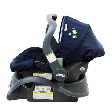 Mia Moda Certo Infant Car Seat, Blue