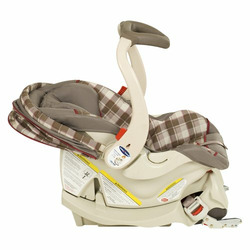 Baby Trend Flex Loc Infant Car Seat - Northridge Plaid