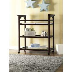 Graco Lauren Dressing Table, Espresso
