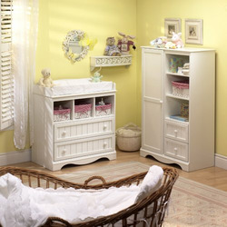 South Shore Furniture, Changing Table, Pure White