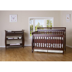 DaVinci Emily Changer with Drawer in Espresso