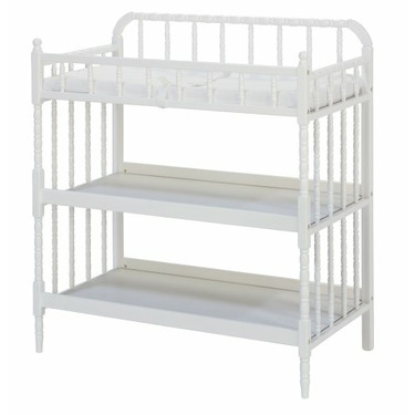 DaVinci Jenny Lind Baby Changing Table - White