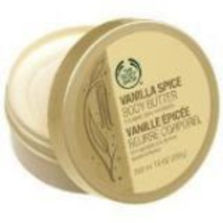The Body Shop Vanilla Spice Body Butter