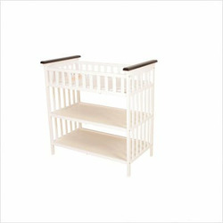 Bridgeport Changing Table- White