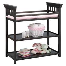 Delta Biltmore Changing Table - Charcoal