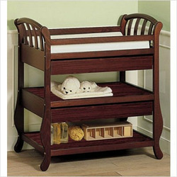 Amy Changing Table Finish: Amber